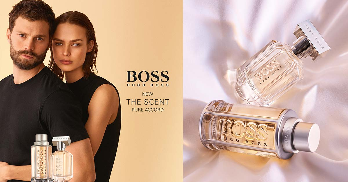 Boss The Scent Pure Accord
