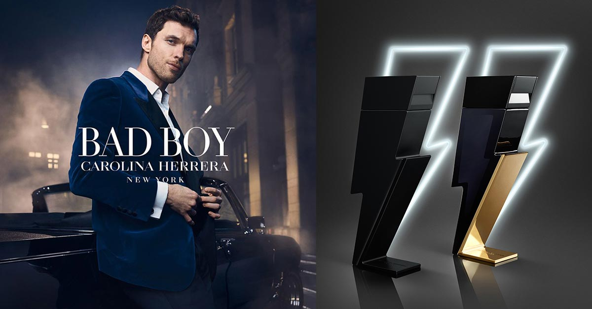 Carolina Herrera Bad Boy